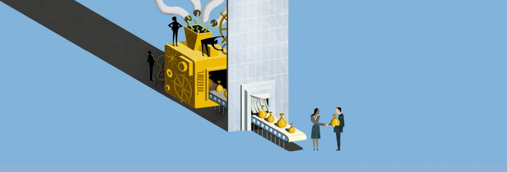 Debt machine: are risks piling up in leveraged loans? | Financial Times